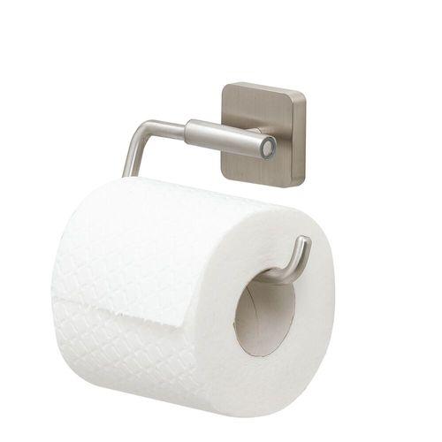 Porte-rouleau de papier toilette Tiger Onu acier inoxydable brossé