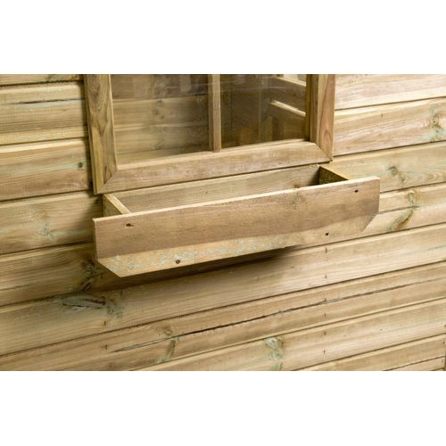 Maisonnette en bois SwingKing Camilla 177x184x210cm