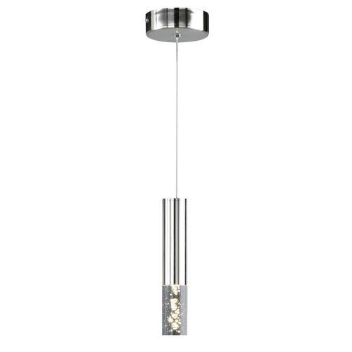 Suspension Fischer & Honsel LED Bubble argent 5W