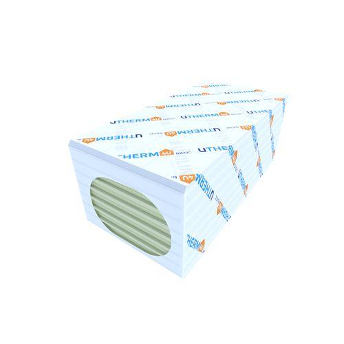Pir isolatieplaten Utherm4u 1200x600x60mm T&G 8st/pak