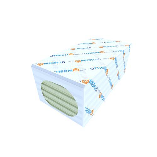 Panneau d'isolation Utherm4u pir 1200x600x80mm T&M 6pcs/paquet