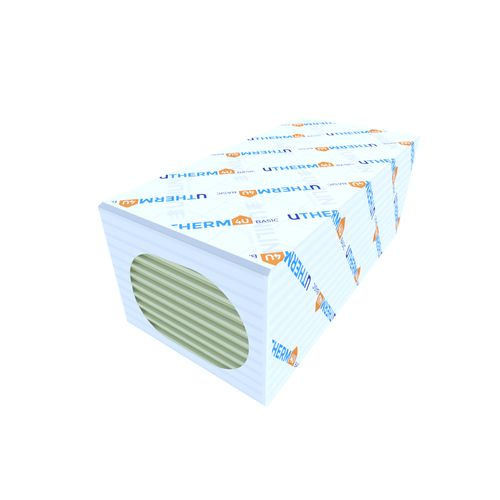 Pir isolatieplaten Utherm4u 1200x600x40mm T&G 12st/pak