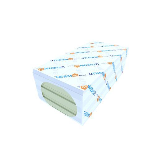 Panneau d'isolation Utherm4u pir 1200x600x140mm T&M 3pcs/paquet