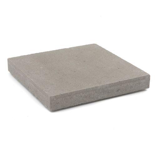 Dalle béton Coeck 50x50x4,5cm gris 40pcs + palette 3004837