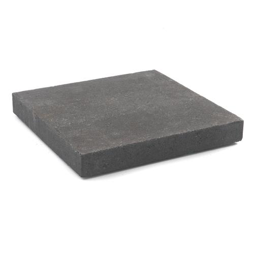 Dalle béton Coeck 50x50x4,5cm noir 40pcs + palette 3004837