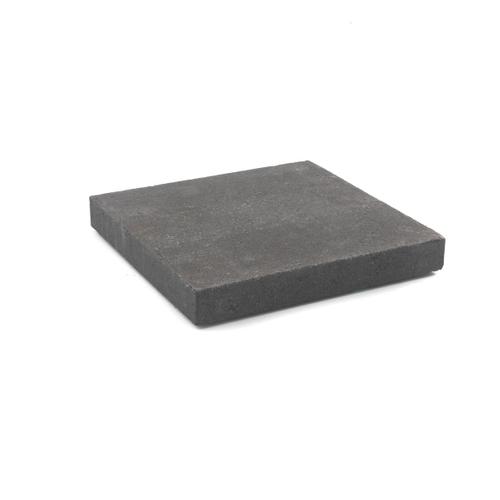Dalle béton Coeck 30x30x4cm noir 108pcs + palette 3004837