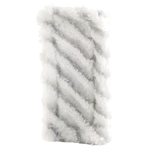 Petit chiffon microfibre pour nettoyant pour vitres Bosch GlassVAC - 2 pièces