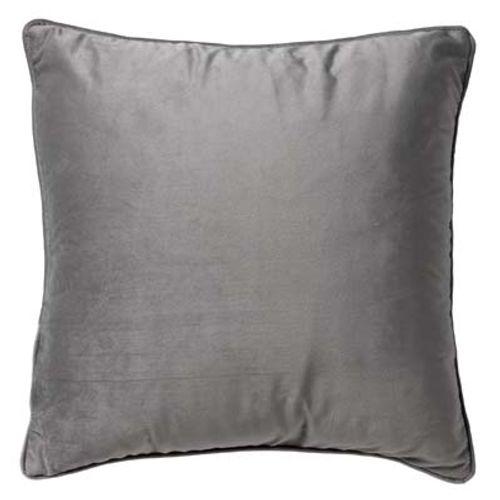 Coussin Soft 45x45cm gris clair