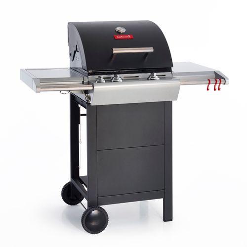 Barbecook gasbarbecue Impuls 3.0 zwart 9900W