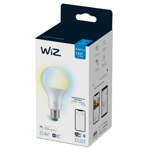 WiZ LED lamp warm en koelwit 100W E27