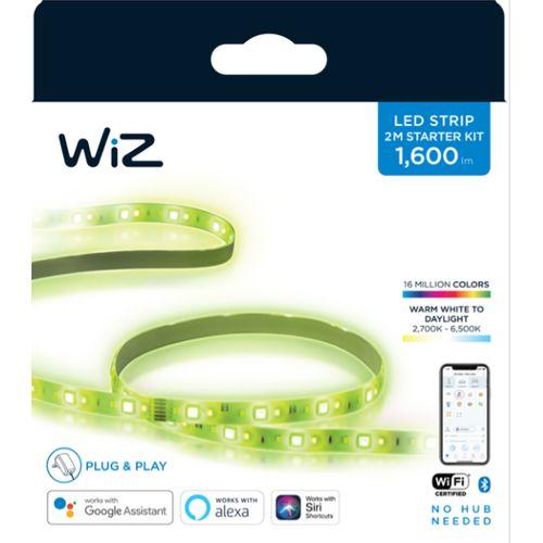 WiZ LED lichtstrip starterset gekleurd en wit 2M
