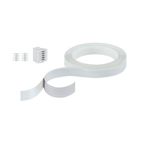Paulmann Invisible Connector MaxLED 3m Wit kunststof