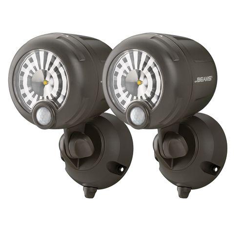 Mr Beams projecteur extérieur XT Spotlight Noir 2-Pack