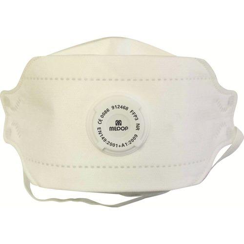 Medop masque anti-pouss 4P FFP3 NR D/V 1PC