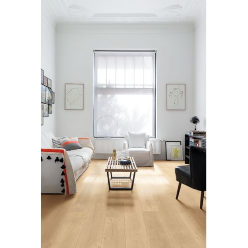 Parquet stratifié Quick-Step Complete Decoto chêne naturel 8mm 1,596m²