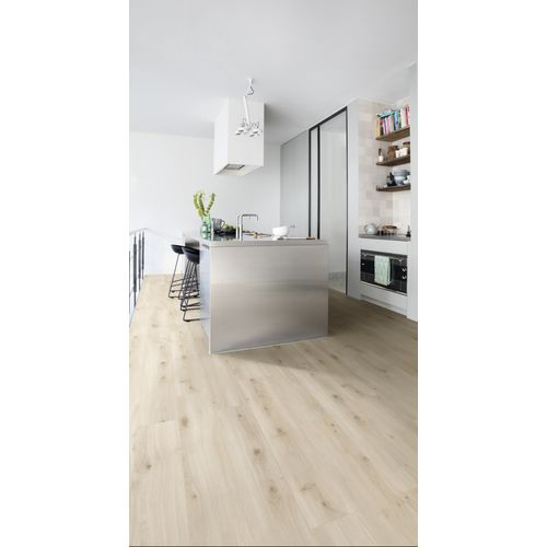 Parquet stratifié Quick-Step Settle Koper chêne gris 8mm 2,461m²