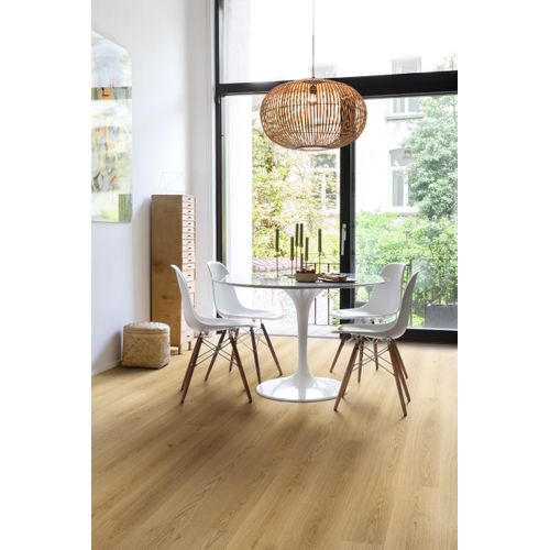 Parquet stratifié Quick-Step Nesto Serio chêne naturel 8mm 2,179m²