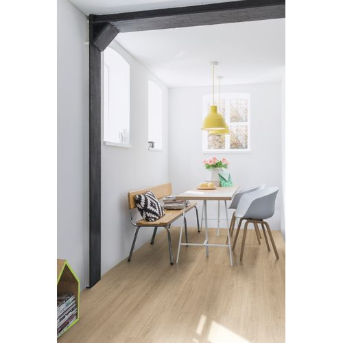 Parquet stratifié Quick-Step Mono Garda chêne naturel 7mm 2,421m²