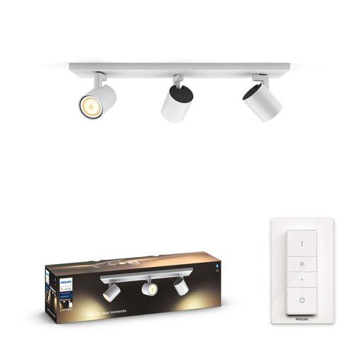 Philips Hue spot LED Runner wit 3x5,5W