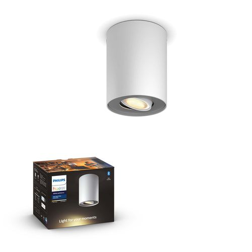 Philips Hue spot LED Pillar wit 5W