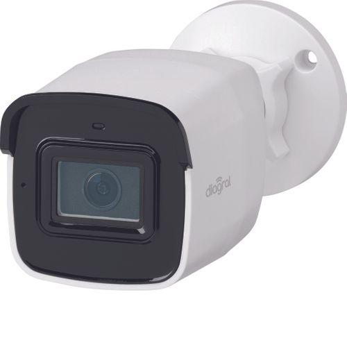 Caméra de surveillance extérieure Diagral Full HD 136° avec détection de mouvement