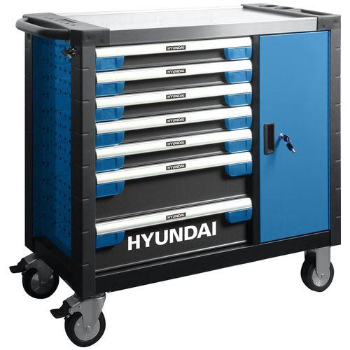 Chariot à outils Hyundai Premium XXL - 305 pcs