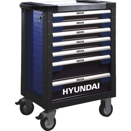 Hyundai Premium gereedschapskar 305 delig