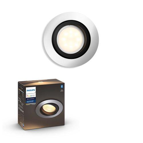 Philips Hue inbouwspot LED Milliskin metaal 5,5W