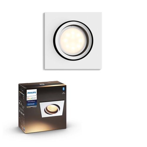 Philips Hue inbouwspot LED Milliskin wit 5,5W