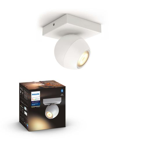 Philips Hue spot LED Buckram wit 5,5W