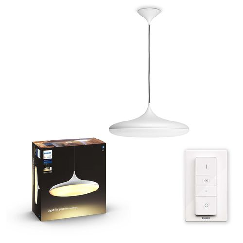 Suspension Philips Hue LED Cher blanc 2x33,5W