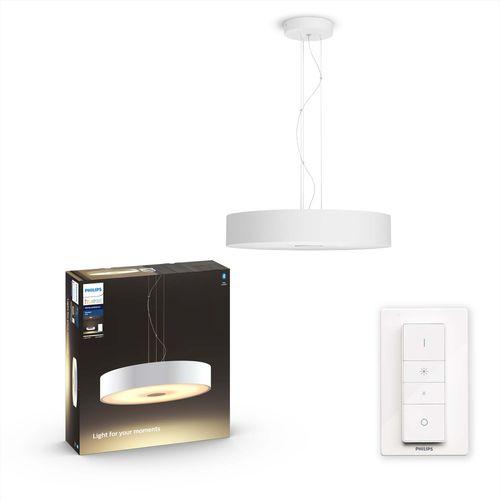 Philips Hue hanglamp LED Fair wit 2x33,5W