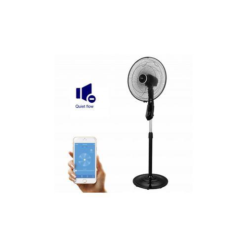 GeoSmartPro AirGo Smart ventilator zwart