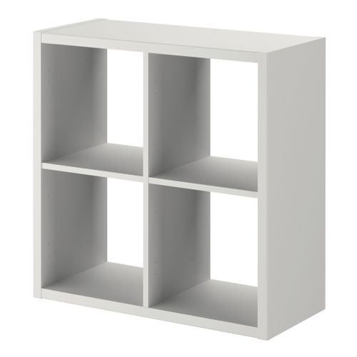Elements kubus kast wit 2x2