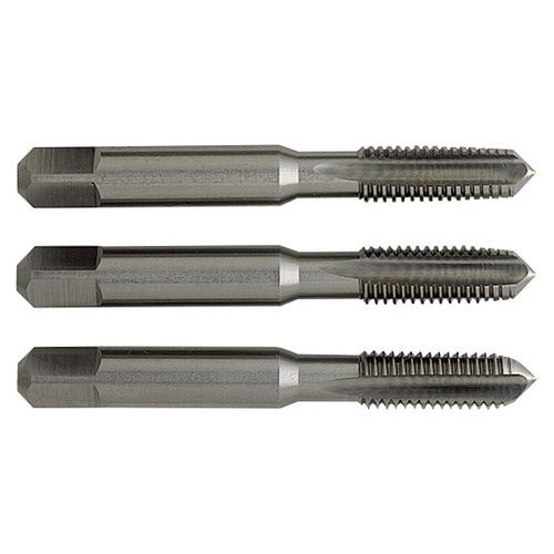 Tarauds main J5 metrique M8 - 3pcs