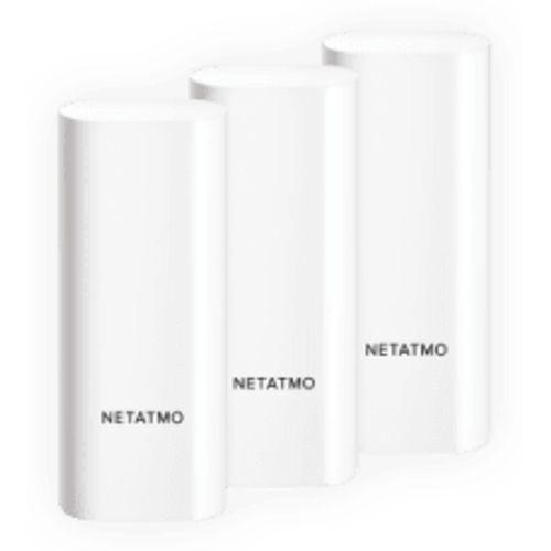 Netatmo slimme deur- en raamsensoren 3st. accessoire voor binnencamera