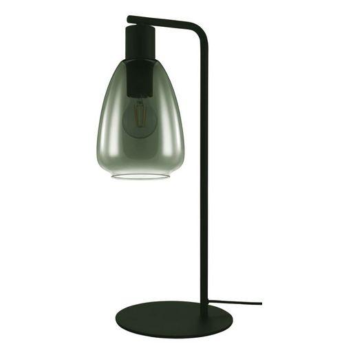 Lampe à poser EGLO Chelvey noir E27