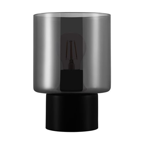 EGLO tafellamp Gorosiba zwart E27