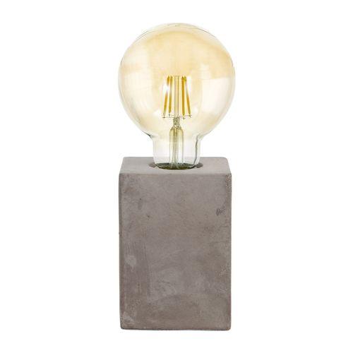 Lampe à poser EGLO Prestwick noir E27