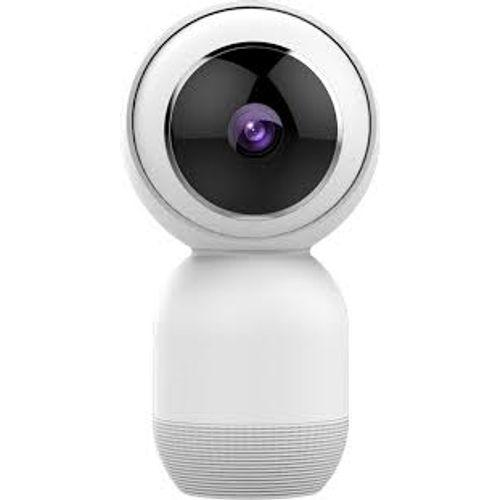 Caméra Qnect Smart 1080P Blanc Intérieur