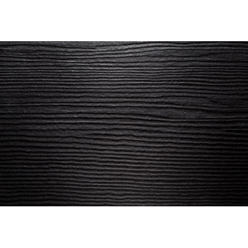 James Hardie gevelbekleding HardiePlank Cedar Midnight Black 360x18cm 8mm