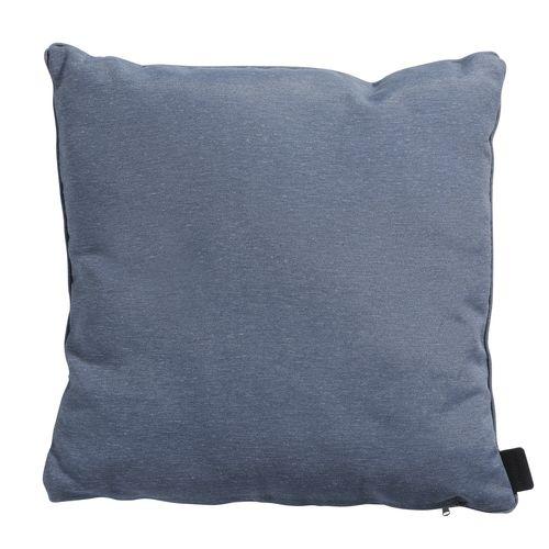 Madison sierkussen Panama safier blue 46x46cm