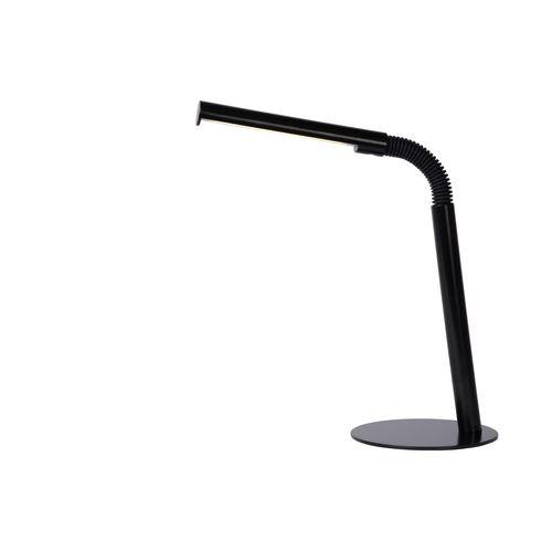 Lampe à poser Lucide LED Gilly noir 3W