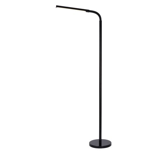 Lampadaire Lucide LED Gilly noir 5W