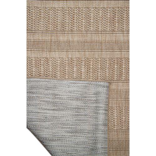 Vloerkleed Tess bruin 160x230cm