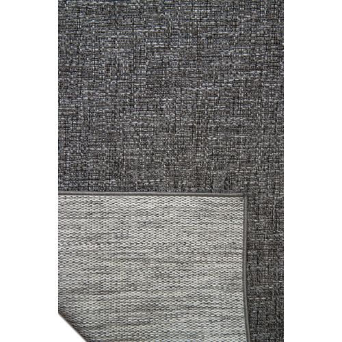 Vloerkleed Tess zwart 160x230cm