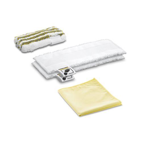 Kärcher microvezel doekenset EasyFix voor badkamer