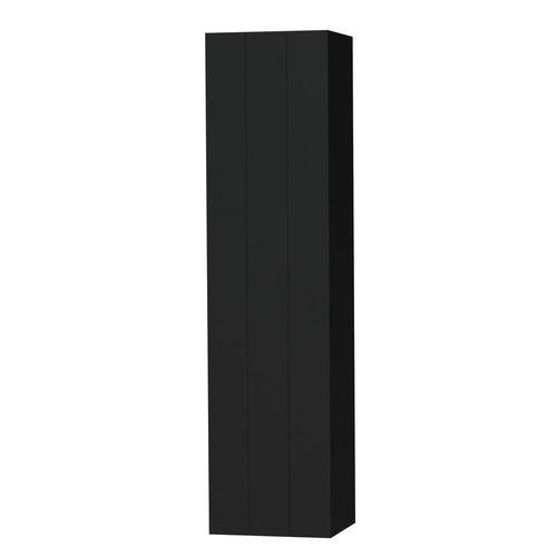 Tiger hoge kolomkast Maryport 40cm mat zwart