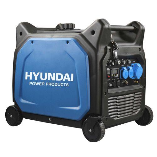 Génénateur avec moteur à essence Hyundai 6,5 kW