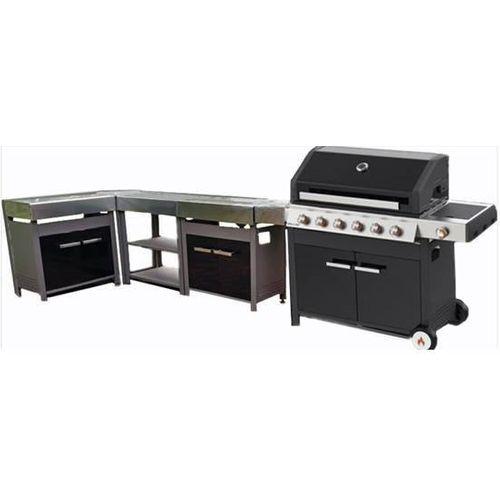 Culina gasbarbecue + complete buitenkeuken